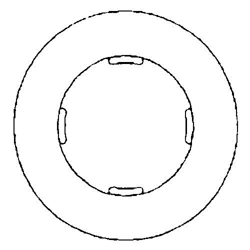 Filter Disc Spacer 302
